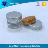 Tapa de aleación de aluminio para el tarro de crema cosmética