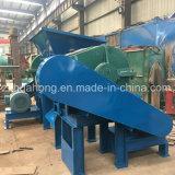 La industria usada recicla la máquina, desfibradora plástica dura del corte de la capacidad grande