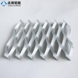 Acoplamiento de alambre ampliado decorativo de aluminio de alta resistencia para la fachada