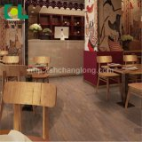 prix d'usine sec en vinyle PVC imperméable intérieur arrière Plank Flooring, ISO9001 Changlong Clw-03