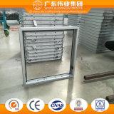 Guichet en aluminium pour des projets résidentiels proposés