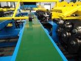 Ventilations-Leitung-Herstellungs-Zeile für die quadratische Gefäß-Formung