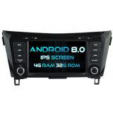 Automobile DVD del Android 8.0 di memoria di Witson otto per lo schermo della ROM IPS dello schermo di tocco della ROM 4G 1080P dei Nissan Qashqai/X-Trail/Rogue 2014-2016 32GB