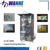 De automatische Vloeibare Machine van de Verpakking van de Zak van de Drank van het Sap van het Water Verzegelende