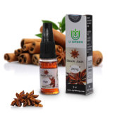 De unieke Natuurlijke Reeks e-Juicel van het Ijs van de Smaakstof