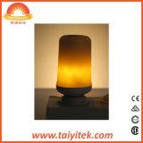 Maíz LED Lámpara Luz de fuego efecto llama dinámica de emulación de parpadeo de la decoración de Navidad ilumina el LED lámpara de fuego de simulación