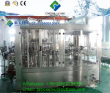 Glas die 3 in-1 Automatische Lopende band van het Sap/Het Vullen van de Drank van het Sap Machine bottelen