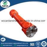 El eje de cardán de Wuxi SWC BH de la fábrica U articula el acoplador para la industria