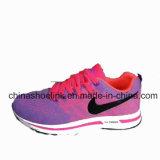 Zapatilla de deporte Loafter que recorre de China del zapato del deporte de la mujer gran