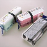 Doos van de Lunch van de Container van het Voedsel van de Doos van Bento de Plastic met Eetstokjes voor Sushi 20016