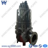 Wqシリーズ浸水許容の下水ポンプ