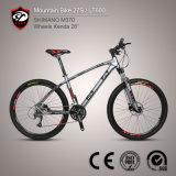 자전거 공장 27 속도 알루미늄 합금 유압 산악 자전거