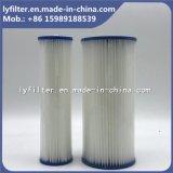 Filtre d'eau acceptable de piscine de cartouches filtrantes de STATION THERMALE de papier de syndicat de prix ferme des prix de bonne qualité