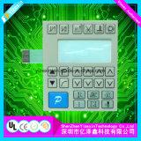 Demi ton clavier à membrane d'impression du panneau de commande