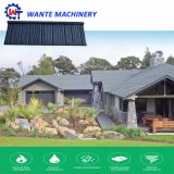 Durable Building Material Wood Type Stone Coated Metal Roofing Strips