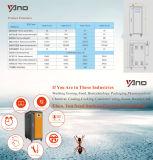 El tubo de agua de alta calidad 24kw 34,4kg/Hr Generadores Eléctricos Verticales
