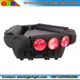 9X12W RGBW Armkreuz-bewegliches Hauptlicht der Farben-LED des Träger-Light/LED