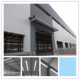 Helles Stahlkonstruktion-Gebäude (SGS, BV, ISO)