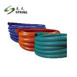 Flexibles gewundenes Schneckenwasser-hydraulischer Einleitung Belüftung-Absaugung-Schlauchleitung-industrieller Staubsauger-Schlauch