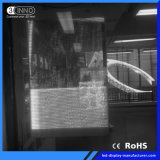 P2.61/5.63mm de Hoge Muur van de Verhouding Transparante leiden van het Contrast voor Reclame