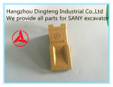 Dente de Dinghe, China da cubeta da máquina escavadora