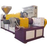 Utiliza película / contenedor / botella gránulos de Reciclaje de plástico máquina extrusora extrusora de Reciclaje de plástico