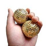"""3/4 """" di sfera dell'acciaio inossidabile di 19.05mm AISI 304/AISI304L per il massaggio della mano"""