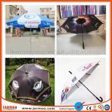"""48"""" de impresión personalizadas paraguas de la playa de promoción y publicidad"""