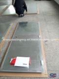 Стальная отделка пальто порошка двери, Metal плоская дверь