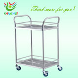 Carrinhos utilitários de carrinhos de médico-hospitalares Carrinho de Medicina (SLV-C4016)
