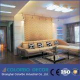 Decoração de madeira do painel de parede da HOME do fundo da alta qualidade 3D