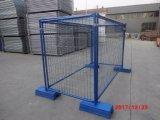 Vendita calda della rete fissa provvisoria usata per la gabbia dei rifiuti della costruzione (XMM-RC)