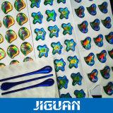 Эпоксидной смолы купольные гель наклейки с шелковым трафаретной печати