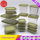 China High Quality Single Plastic Food Box (ZB-01)