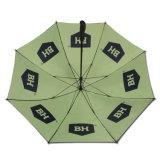 完全な印刷の二重層のゴルフ傘の中の高品質30inch
