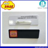 Emblema conhecido plástico pequeno com Pin de segurança