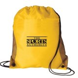 L'environnement 210d cordons sac à dos Sacs de magasinage