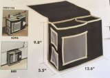 ベッド側面のハング袋のオルガナイザーのソファーの側面のハングの記憶袋
