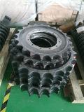 Kettenrad-Rolle für hydraulischen Exkavator