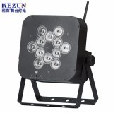 DMX512 RGBW 12W*12PCS LED NENNWERT Licht-wasserdichtes Partei-Licht