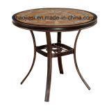 /Rattan extérieur/présidence et Tableau de rotin meubles de jardin/patio/hôtel a placé (HS 1004C&HS6177DT)