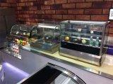 Multi-Deck (horizontal) para café ou no restaurante ou supermercado