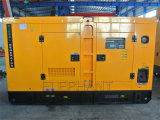 De hete AC van de Verkoop van de Diesel van het Type van Enige Fase 100kVA Met water gekoelde Open Prijs Reeks van de Generator
