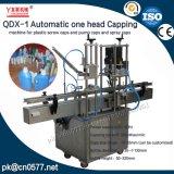 Автоматическая одна головная покрывая машина Qdx-1 для шампуня