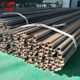 En, tubulação de aço redonda padrão de ASTM, de JIS, de GB, de RUÍDO para a cerca e transporte líquido