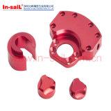 Präzision CNC-Zoll-maschinelle Bearbeitung gebildet in Shenzhen