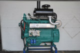 エンジン(DEUTZ 226BおよびWEIFANG 6126)