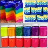 Pigmento multi de los minerales de la mica del color para el jabón