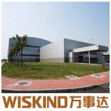 Il rifornimento e progetta liberamente la costruzione d'acciaio di costruzione della tettoia della struttura d'acciaio della struttura d'acciaio