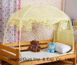 아기 제품 휴대용 여분 두꺼운 부호 매김 아이들 3 - 문 모기장 중국 사람 공급자